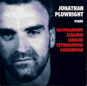 Jonathan Plowright, piano
